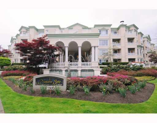"Main Photo: 321 2995 PRINCESS Crescent in Coquitlam: Canyon Springs Condo for sale in ""PRINCESS GATE"" : MLS®# V775867"