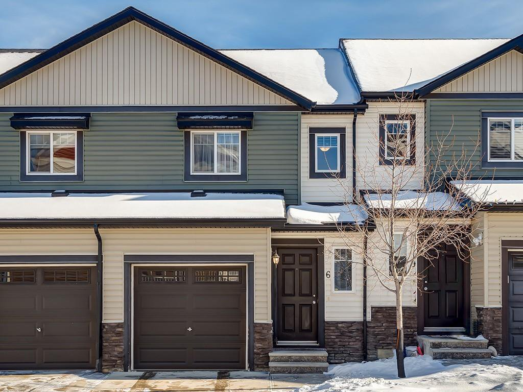 Main Photo: 6 Pantego Lane NW in Calgary: Panorama Hills Row/Townhouse for sale : MLS®# C4286058