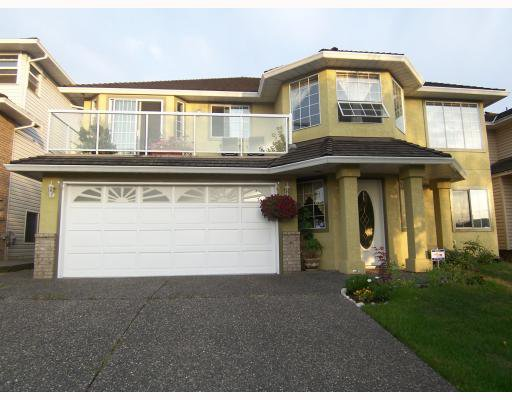 "Main Photo: 1256 DEWAR Way in Port_Coquitlam: Citadel PQ House for sale in ""CITADEL"" (Port Coquitlam)  : MLS®# V783465"