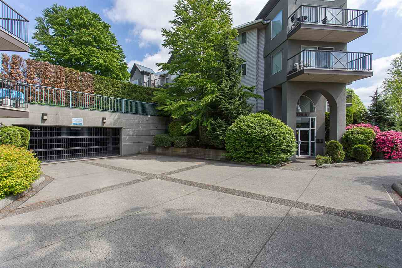 Main Photo: 208 32725 GEORGE FERGUSON WAY in : Central Abbotsford Condo for sale : MLS®# R2268422