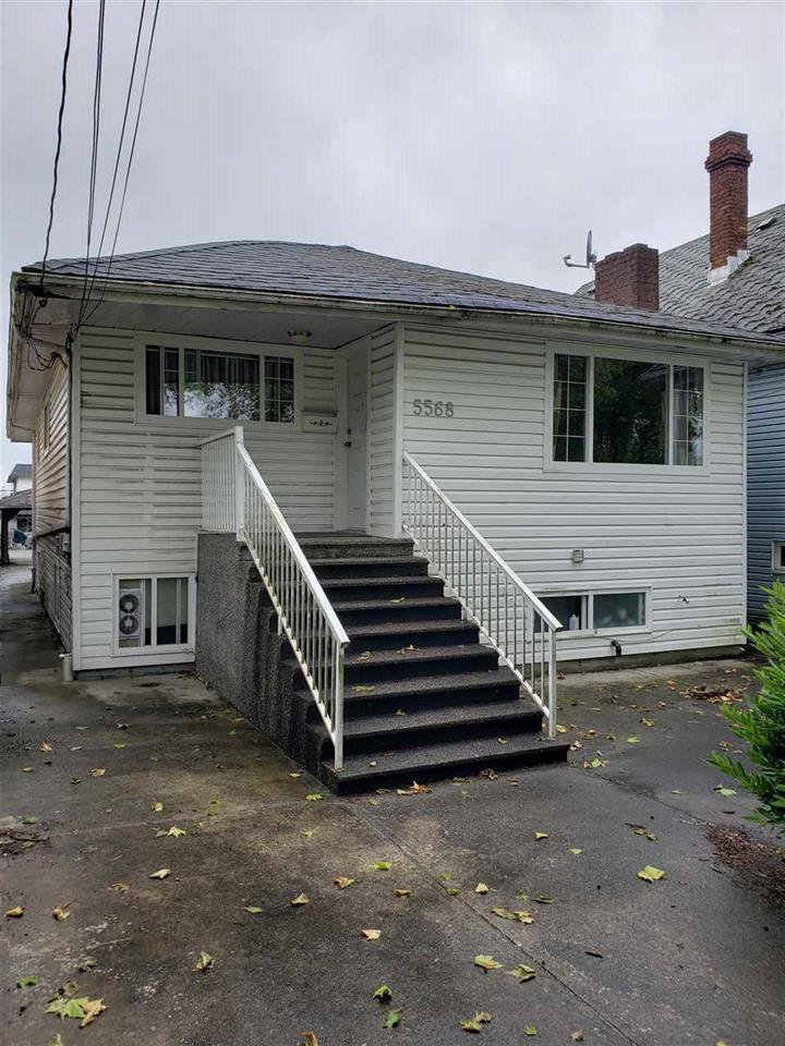 Main Photo: 5568 RUMBLE Street in Burnaby: South Slope House for sale (Burnaby South)  : MLS®# R2477702