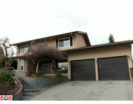 "Main Photo: 5885 ANGUS Place in Surrey: Cloverdale BC House for sale in ""JERSEY HILLS"" (Cloverdale)  : MLS®# F1004441"