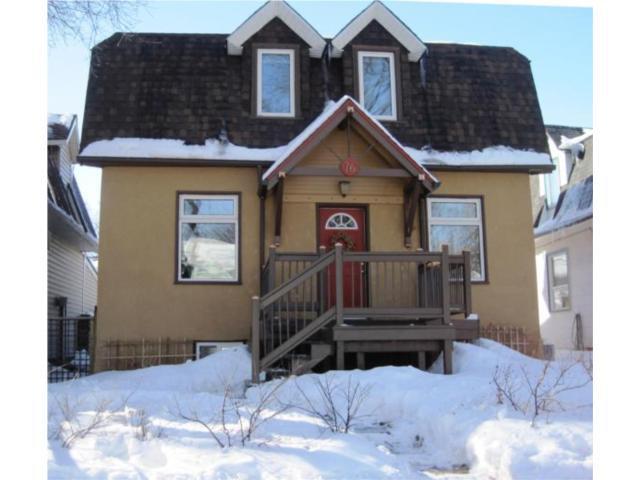 Main Photo:  in WINNIPEG: West End / Wolseley Residential for sale (West Winnipeg)  : MLS®# 1002986