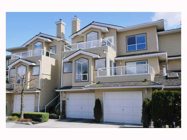 """Main Photo: 1108 O'FLAHERTY Gate in Port Coquitlam: Citadel PQ Townhouse for sale in """"THE SUMMIT"""" : MLS®# V819160"""
