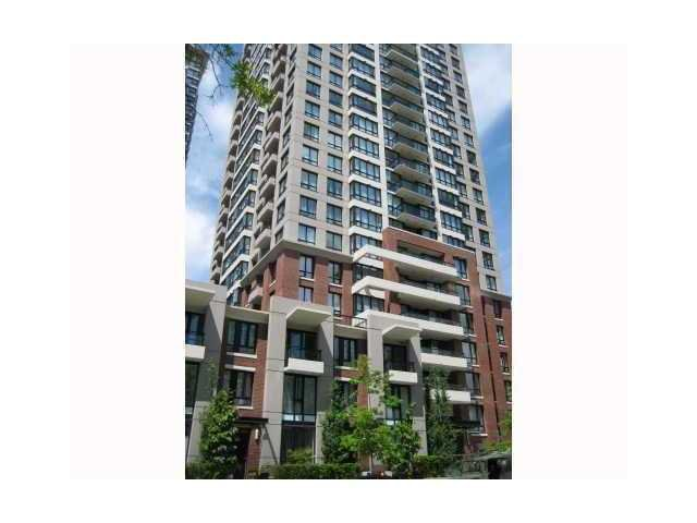 "Main Photo: 1210 909 MAINLAND Street in Vancouver: Downtown VW Condo for sale in ""YALETOWN PARK"" (Vancouver West)  : MLS®# V854802"