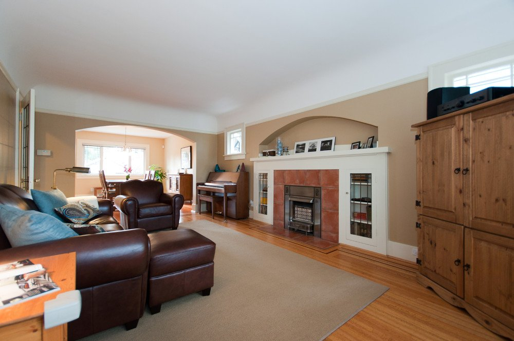 Photo 4: Photos: 3536 W 13TH Avenue in Vancouver: Kitsilano House for sale (Vancouver West)  : MLS®# V865344