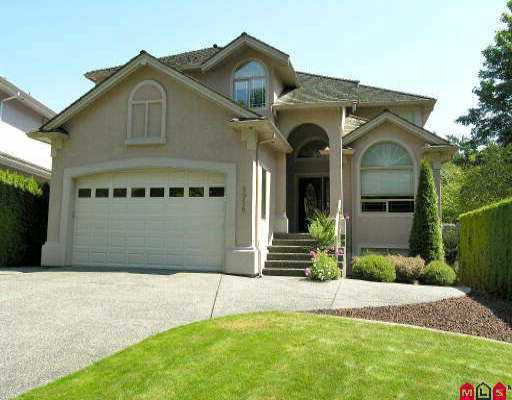 "Main Photo: 8916 206TH ST in Langley: Walnut Grove House for sale in ""FOREST CREEK"" : MLS®# F2517753"