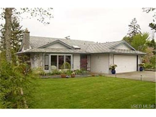 Main Photo:  in NORTH SAANICH: NS Sandown Single Family Detached for sale (North Saanich)  : MLS®# 441490
