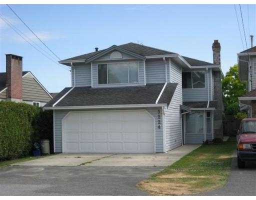 "Main Photo: 3224 HUNT Street in Richmond: Steveston Villlage House for sale in ""STEVESTON VILLAGE"" : MLS®# V773982"