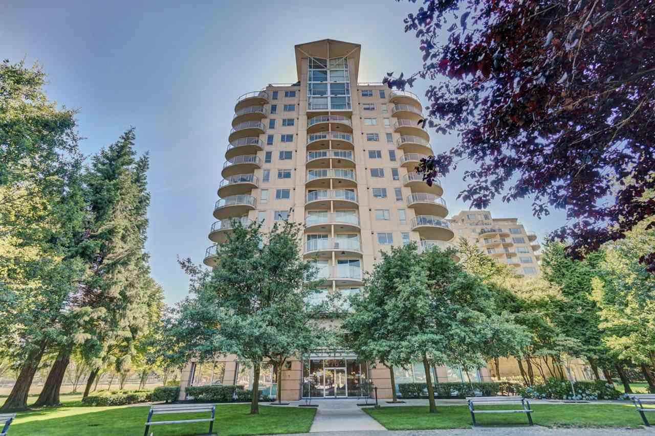 Main Photo: 303 7760 GRANVILLE Avenue in Richmond: Brighouse South Condo for sale : MLS®# R2390141