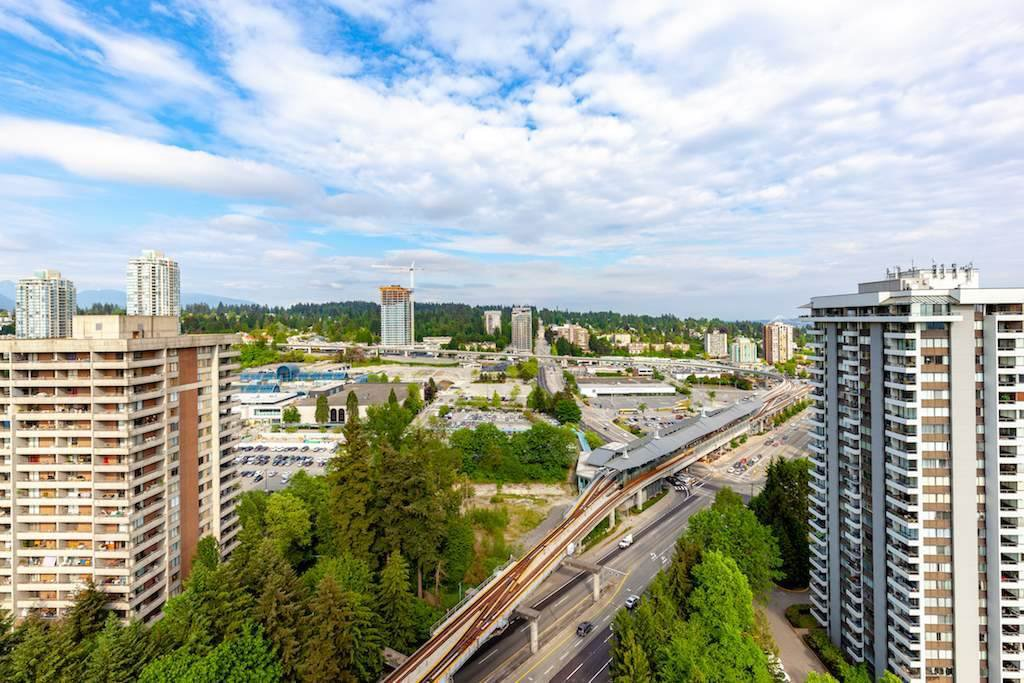 "Main Photo: 2101 3970 CARRIGAN Court in Burnaby: Government Road Condo for sale in ""HARRINGTON"" (Burnaby North)  : MLS®# R2391292"