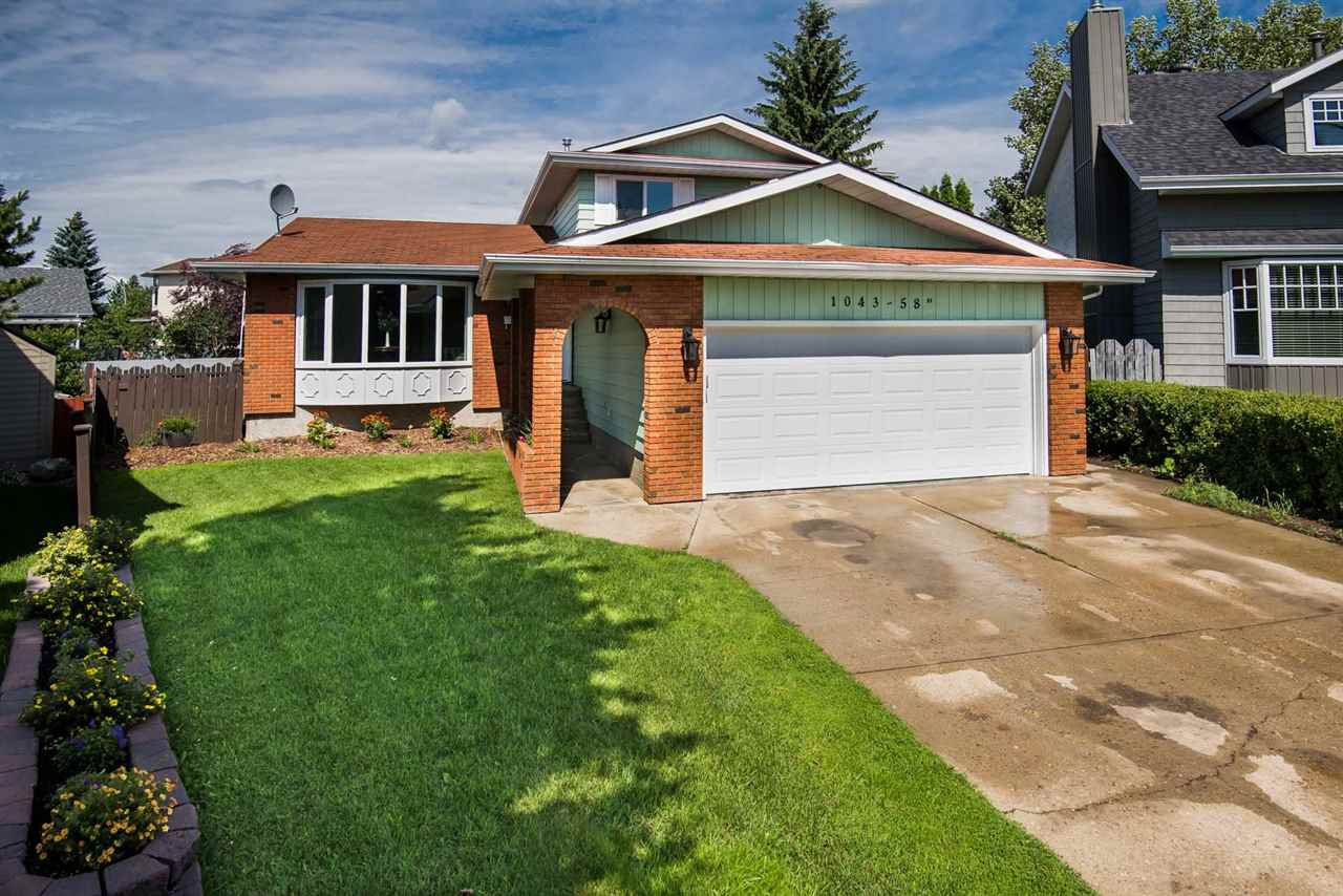 Main Photo: 1043 58 Street in Edmonton: Zone 29 House for sale : MLS®# E4167294
