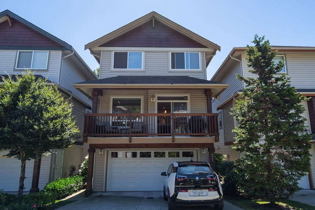 """Photo 3: Photos: 21 2381 ARGUE Street in Port Coquitlam: Citadel PQ House for sale in """"THE BOARDWALK"""" : MLS®# R2399249"""