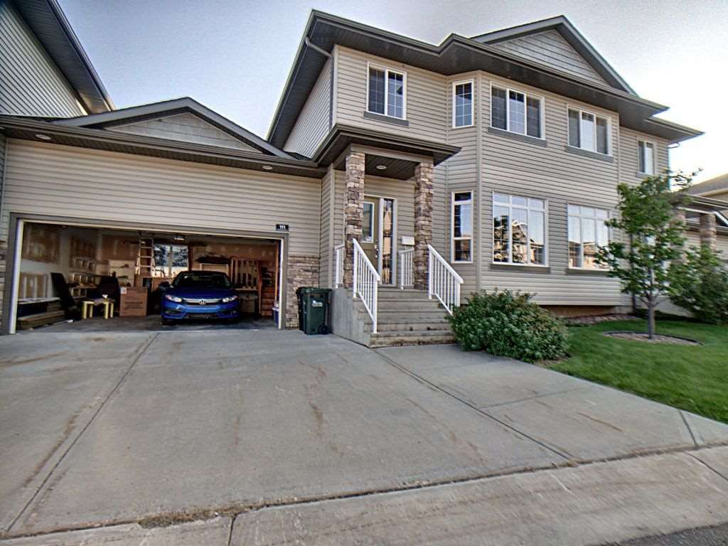 Main Photo: 111 41 Summerwood Boulevard: Sherwood Park Townhouse for sale : MLS®# E4171229
