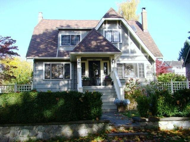 Main Photo: 2861 WEST 34th AVENUE in Vancouver: Home for sale