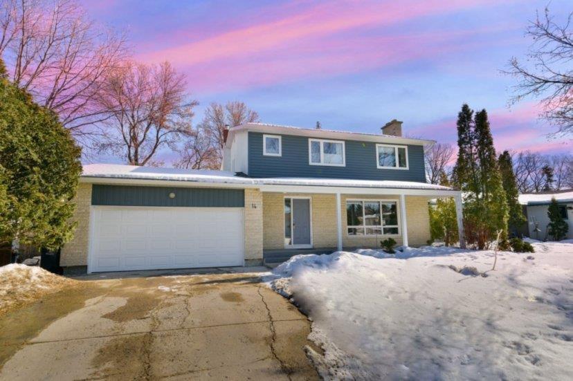 Main Photo: 14 Baldry Bay in Winnipeg: Fort Richmond Residential for sale (1K)  : MLS®# 202006563