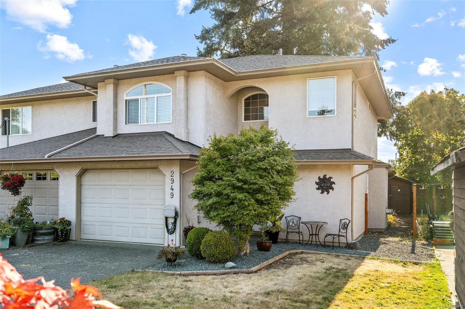 Main Photo: 2949 Robalee Pl in : La Goldstream Half Duplex for sale (Langford)  : MLS®# 855490