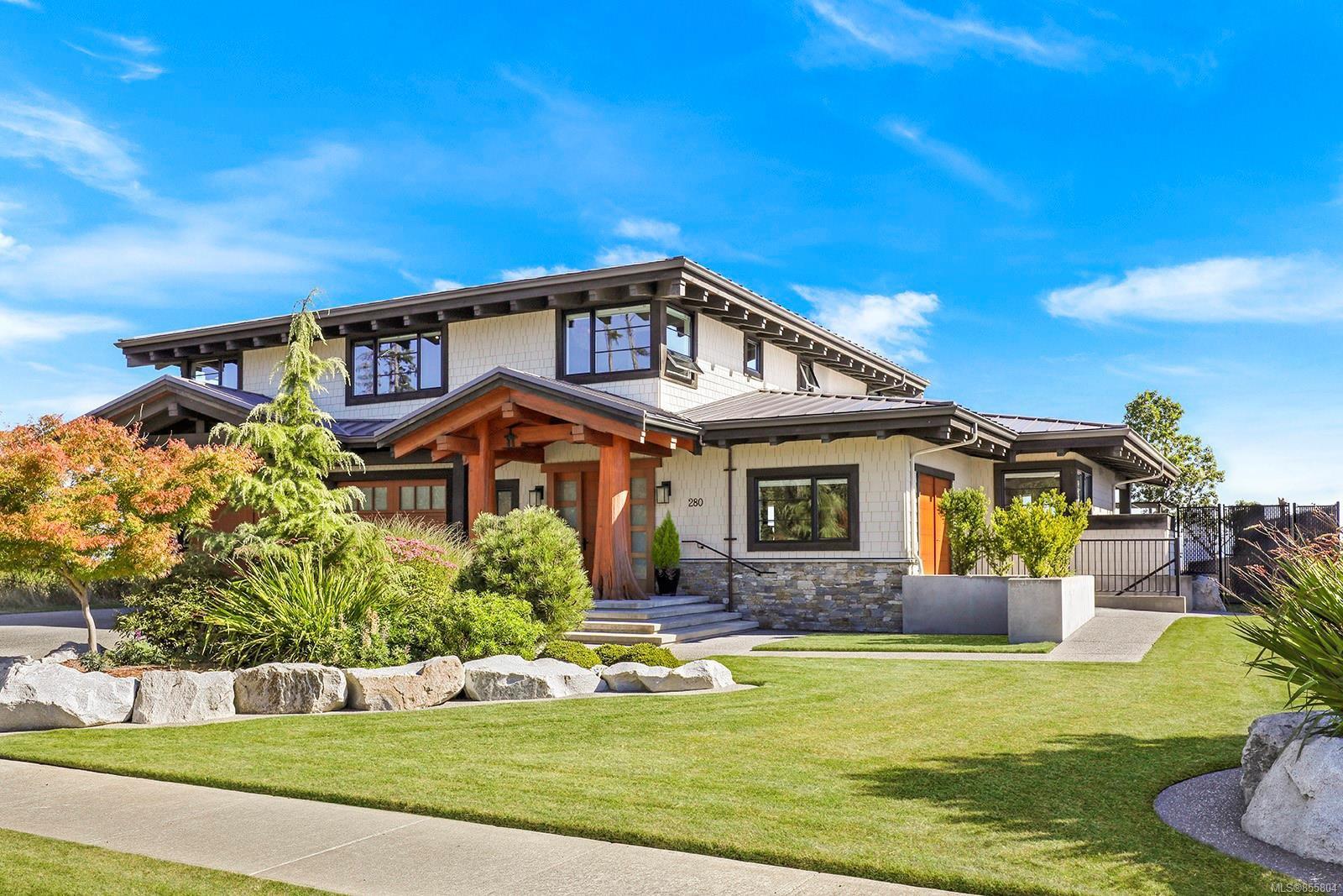 Main Photo: 280 Connemara Rd in : CV Comox Peninsula House for sale (Comox Valley)  : MLS®# 855804