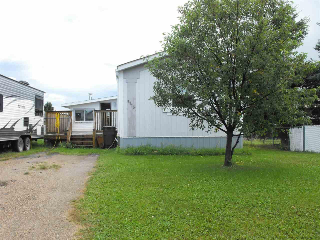 Main Photo: 5113 56 Street: Elk Point House for sale : MLS®# E4216586
