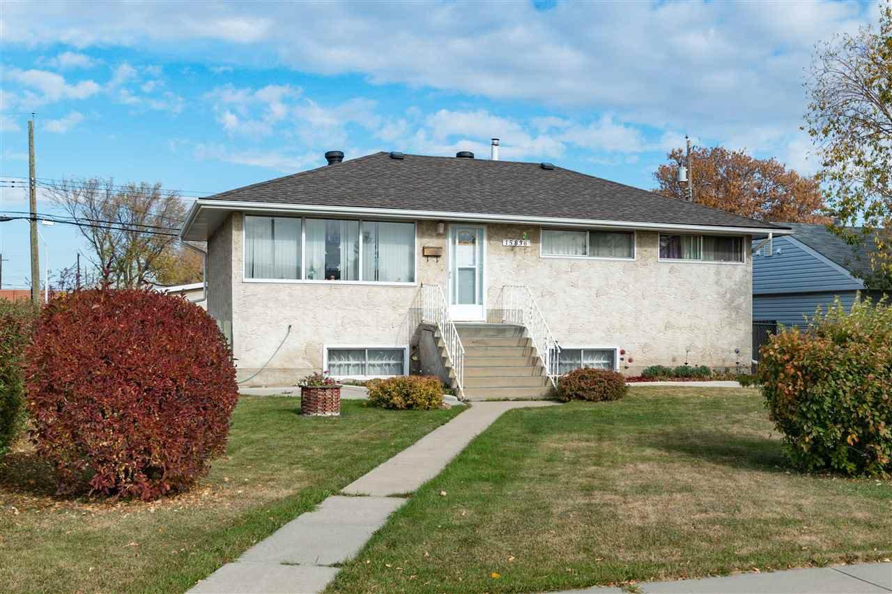 Main Photo: 15836 110A Avenue in Edmonton: Zone 21 House for sale : MLS®# E4219152
