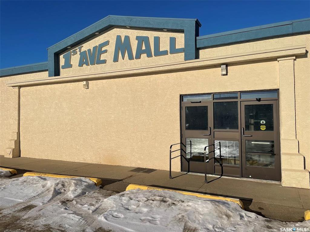Main Photo: B 101 102 23rd Street in Battleford: Commercial for lease : MLS®# SK838523