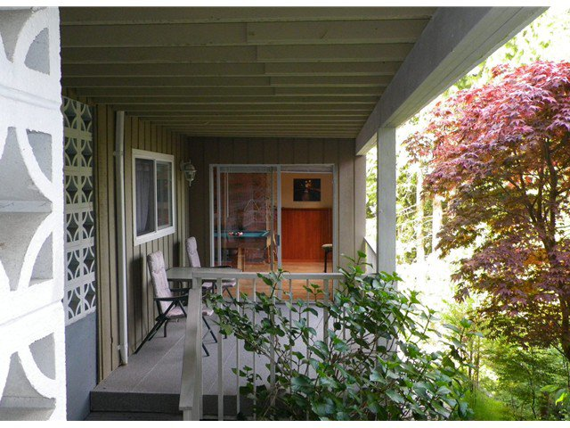 Photo 32: Photos: 51 BONNYMUIR PL - WEST VANCOUVER in West Vancouver: Glenmore House for sale : MLS®# V831606