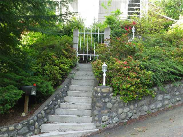 Photo 29: Photos: 51 BONNYMUIR PL - WEST VANCOUVER in West Vancouver: Glenmore House for sale : MLS®# V831606