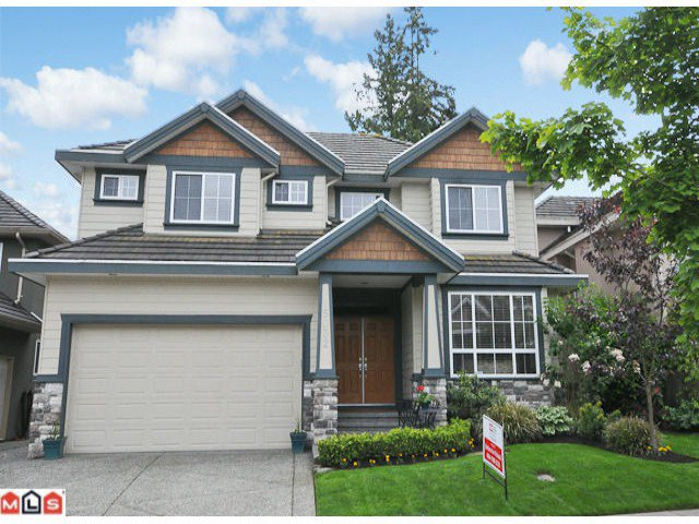 "Main Photo: 15032 35TH Avenue in Surrey: Morgan Creek House for sale in ""ROSEMARY HEIGHTS WEST"" (South Surrey White Rock)  : MLS®# F1015292"