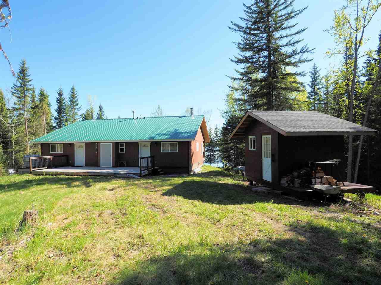 Photo 2: Photos: 8222 CENTENNIAL Road in Bridge Lake: Bridge Lake/Sheridan Lake House for sale (100 Mile House (Zone 10))  : MLS®# R2457362