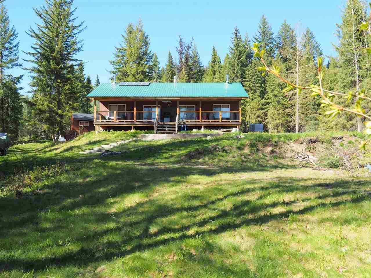 Photo 4: Photos: 8222 CENTENNIAL Road in Bridge Lake: Bridge Lake/Sheridan Lake House for sale (100 Mile House (Zone 10))  : MLS®# R2457362