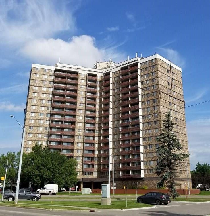 Main Photo: 307 13910 STONY_PLAIN Road in Edmonton: Zone 11 Condo for sale : MLS®# E4202156