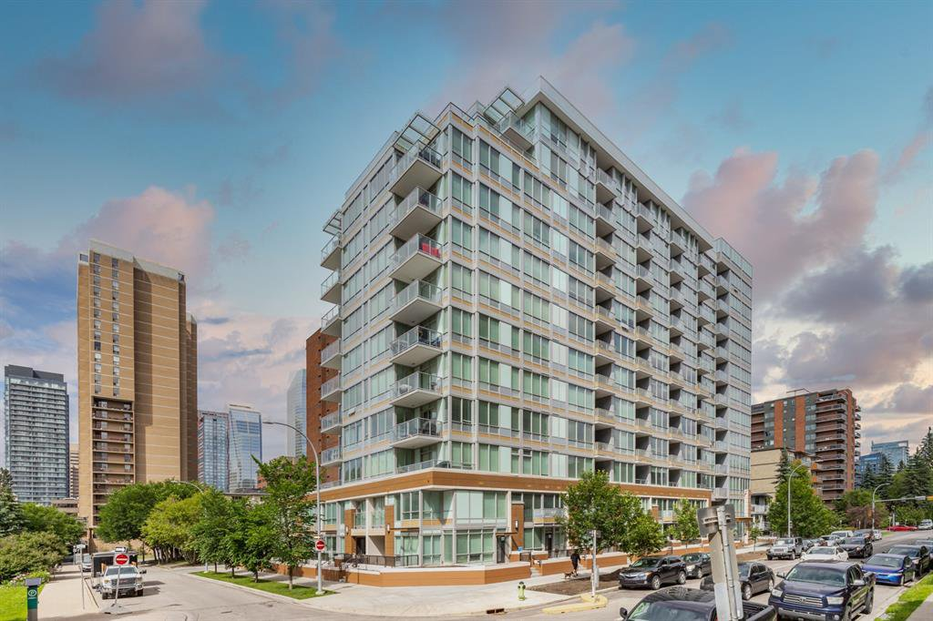 Main Photo: 807 626 14 Avenue SW in Calgary: Beltline Apartment for sale : MLS®# A1017897