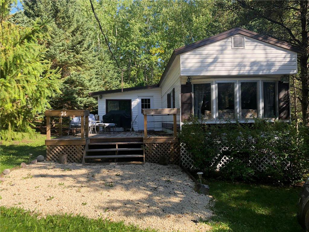Main Photo: 24 #2 Park in Lac Du Bonnet: Tall Timber Residential for sale (R28)  : MLS®# 202100251