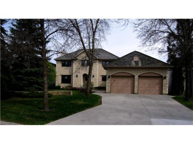 Main Photo: 6303 SOUTHBOINE Drive in WINNIPEG: Charleswood Residential for sale (South Winnipeg)  : MLS®# 1016032