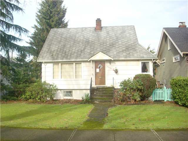Photo 1: Photos: 3241 W 15TH Avenue in Vancouver: Kitsilano House for sale (Vancouver West)  : MLS®# V866134