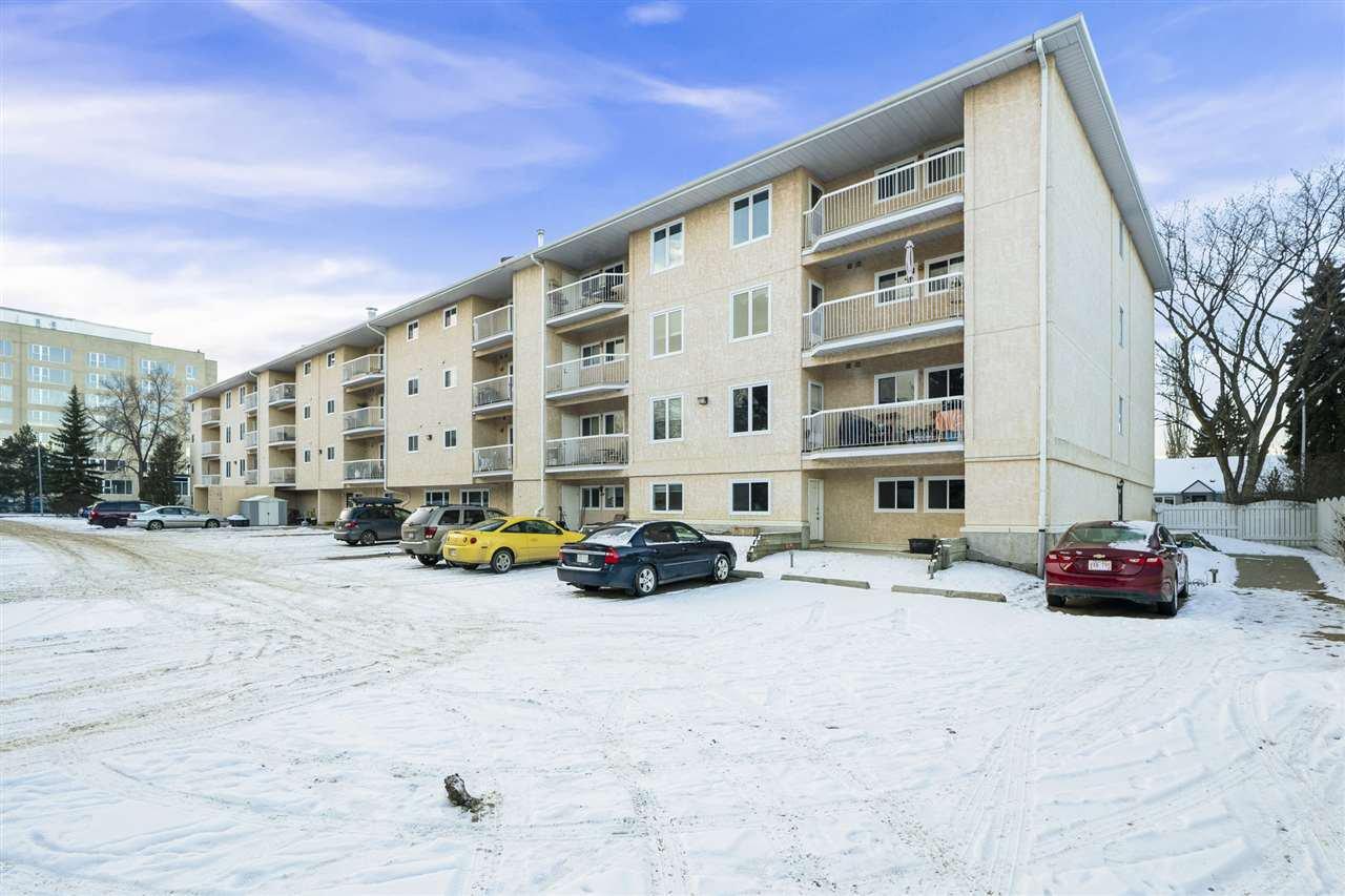 Main Photo: 104 11511 130 Street in Edmonton: Zone 07 Condo for sale : MLS®# E4182662