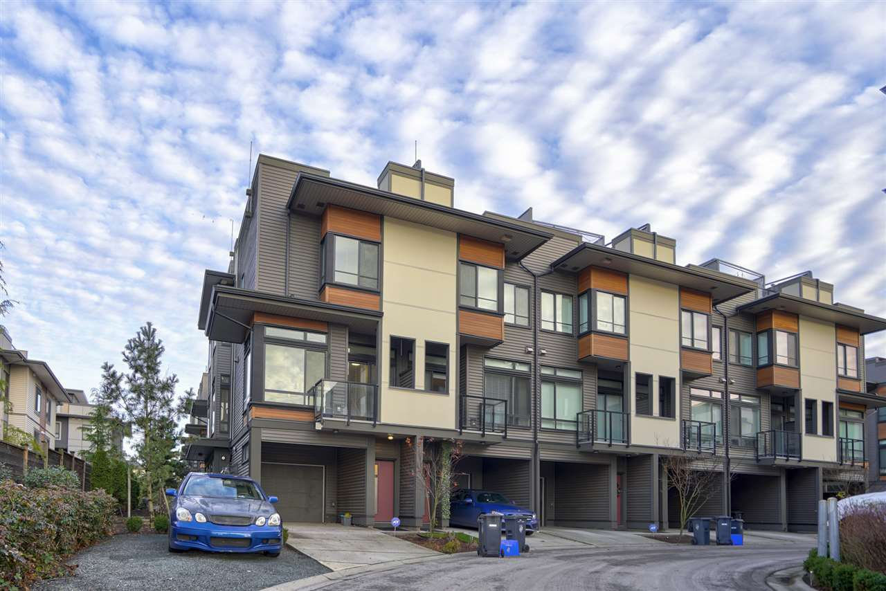Main Photo: 39 7811 209 STREET in : Willoughby Heights Townhouse for sale : MLS®# R2424043