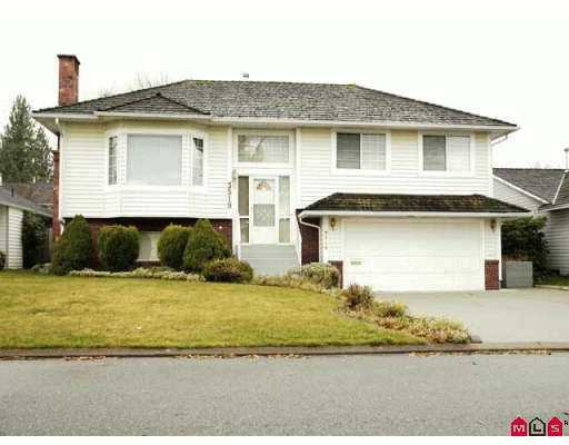 "Main Photo: 3519 CRESTON Drive in Abbotsford: Abbotsford West House for sale in ""Fairfield"" : MLS®# F2625112"