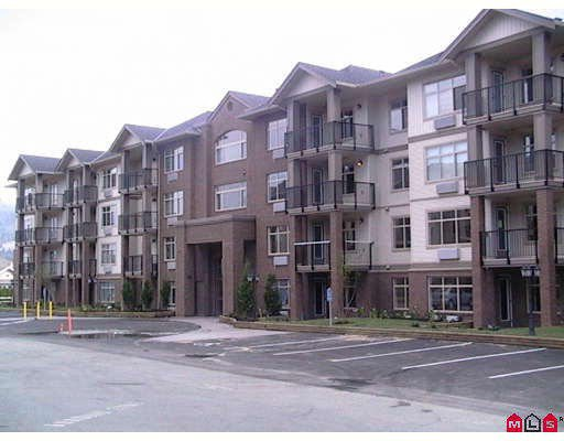 """Main Photo: 203 45753 STEVENSON Road in Sardis: Sardis East Vedder Rd Condo for sale in """"PARK PLACE 2"""" : MLS®# H2900141"""