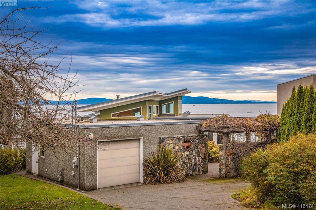 Main Photo: 4979 Cordova Bay Road in VICTORIA: SE Cordova Bay Single Family Detached for sale (Saanich East)  : MLS®# 416474
