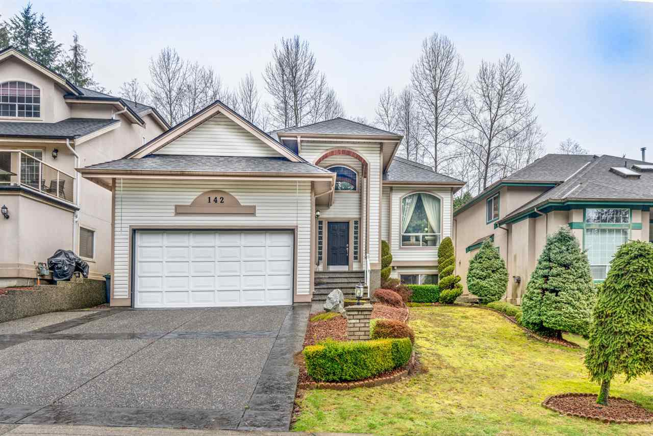 Main Photo: 142 PARKSIDE Drive in Port Moody: Heritage Mountain House for sale : MLS®# R2437371