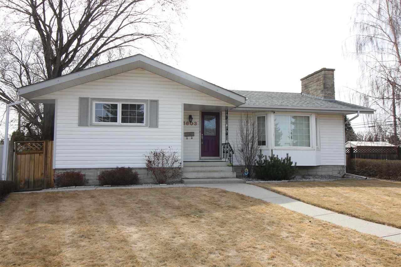 Main Photo: 11603 46 Avenue in Edmonton: Zone 15 House for sale : MLS®# E4198628