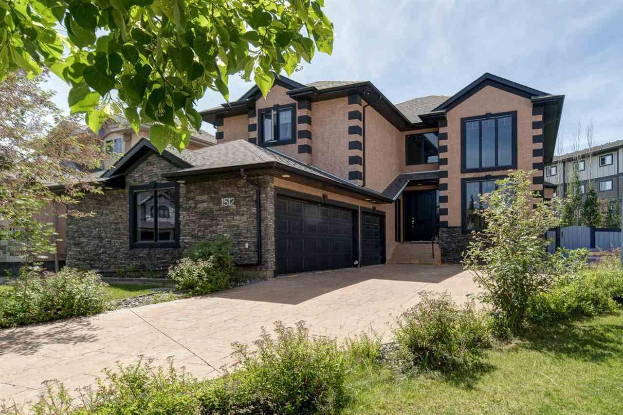 Main Photo: 1512 69 Street in Edmonton: Zone 53 House for sale : MLS®# E4203868