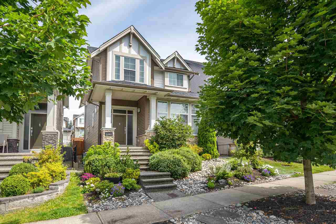 """Main Photo: 3369 PRINCETON Avenue in Coquitlam: Burke Mountain House for sale in """"AMBERLEIGH BY MORNINSTAR"""" : MLS®# R2478777"""
