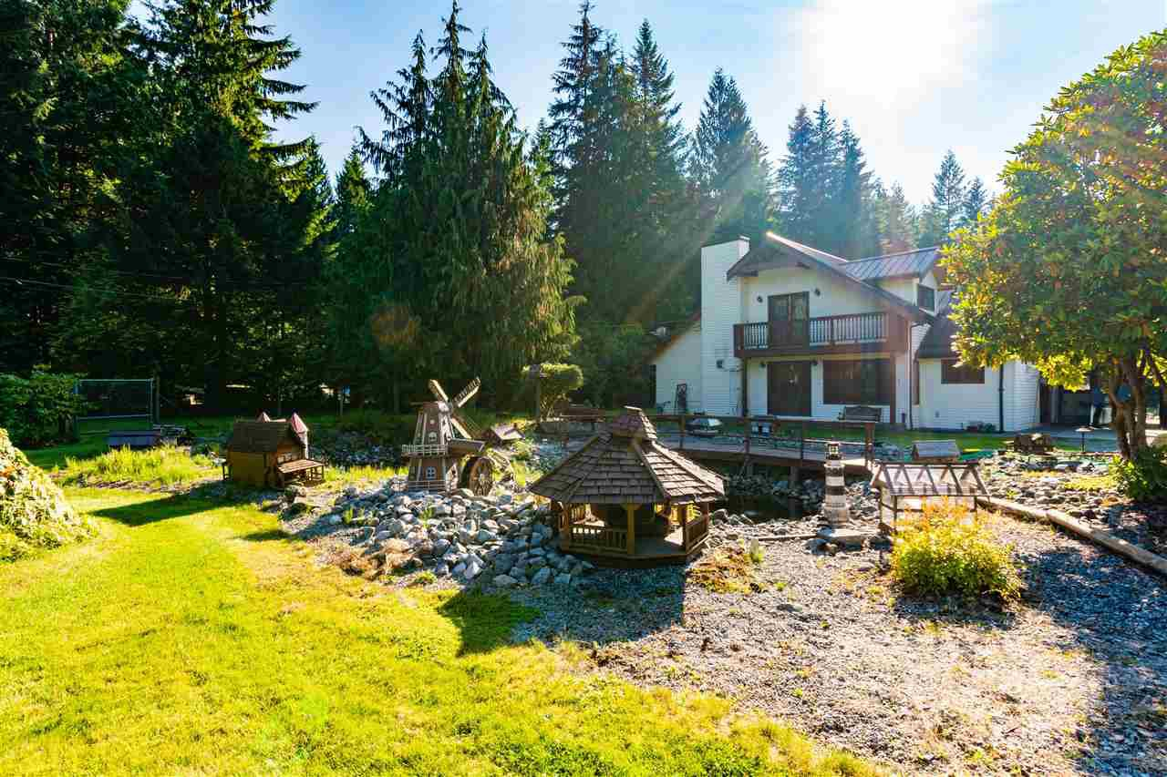 Main Photo: 12265 CARR Street in Mission: Stave Falls House for sale : MLS®# R2494893