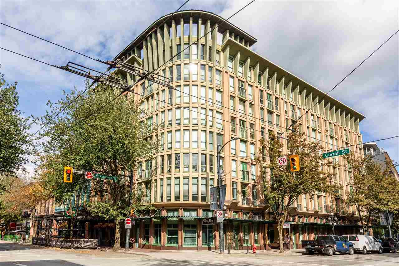 """Photo 26: Photos: 302 1 E CORDOVA Street in Vancouver: Downtown VE Condo for sale in """"CARRALL ST STATION"""" (Vancouver East)  : MLS®# R2502376"""