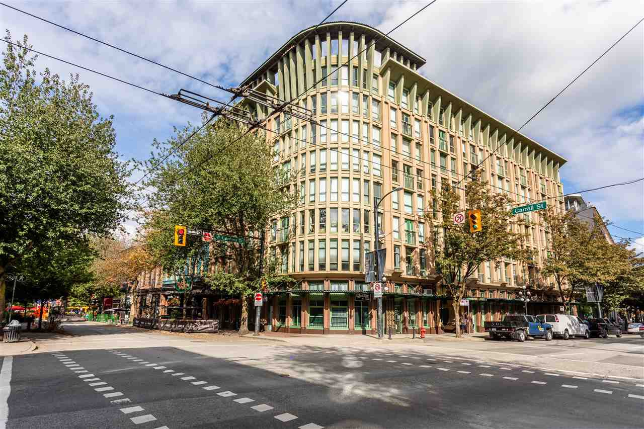 """Photo 15: Photos: 302 1 E CORDOVA Street in Vancouver: Downtown VE Condo for sale in """"CARRALL ST STATION"""" (Vancouver East)  : MLS®# R2502376"""