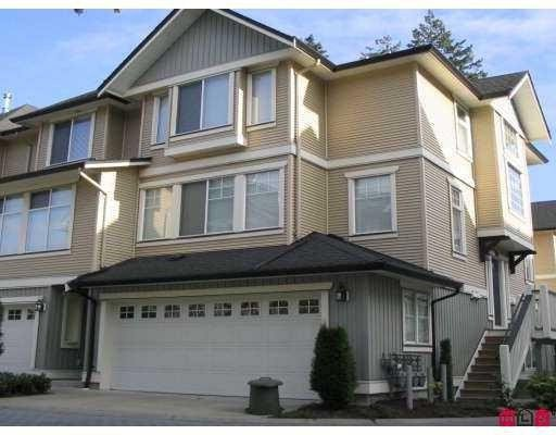 "Main Photo: 53 8383 159TH Street in Surrey: Fleetwood Tynehead Townhouse for sale in ""Avalon Woods"" : MLS®# F1005234"