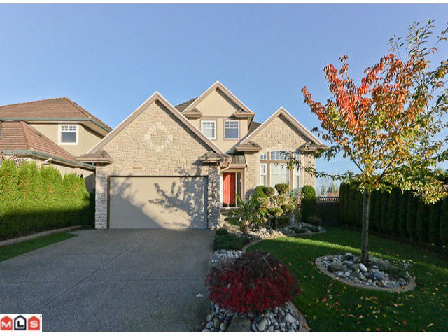 Main Photo: 10988 158TH Street in Surrey: Fraser Heights House for sale (North Surrey)  : MLS®# F1028013