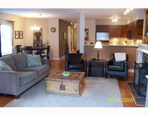 """Main Photo: 205 668 W 16TH Avenue in Vancouver: Cambie Condo for sale in """"THE MANSIONS"""" (Vancouver West)  : MLS®# V750522"""